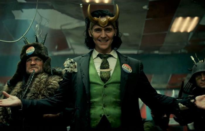 صدور عرض تشويقي جديد لمسلسل Loki خلال مباراة NBA التي تحمل ثيمة مارفل