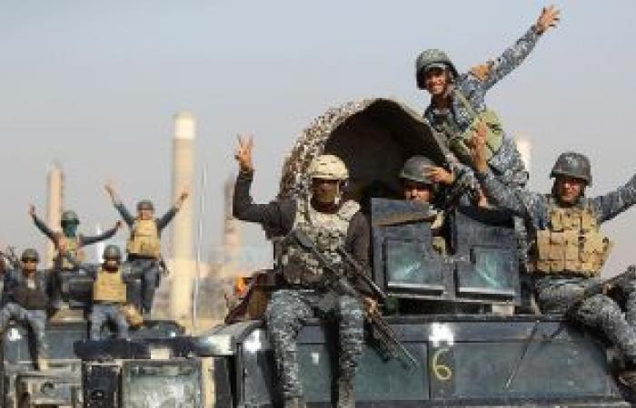 """الاستخبارات العراقية تعلن اعتقال """"ساعى بريد الدواعش"""" فى كركوك"""