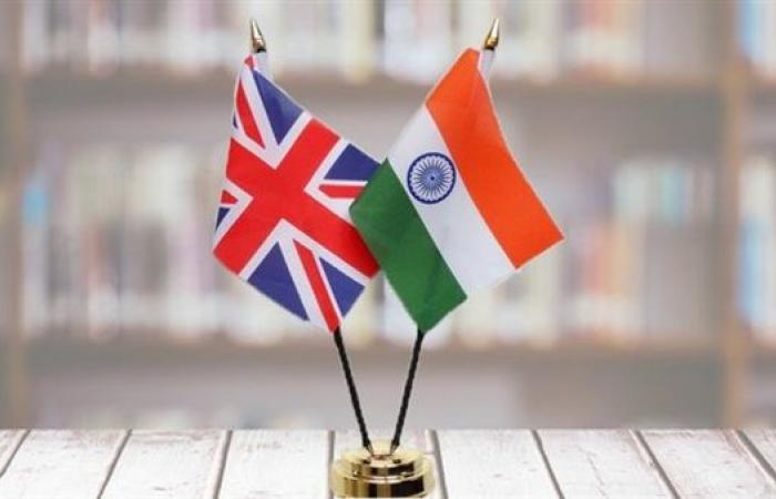 بريطانيا والهند تعلنان عن استثمارات بـ 1.4 مليار دولار