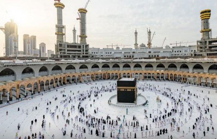 تفويج 3 ملايين معتمر ومصلّ منذ بداية شهر رمضان