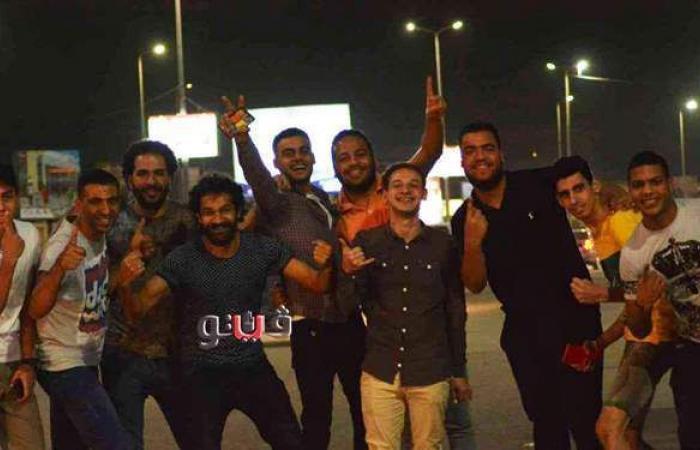 احتفالات بشوارع المحلة عقب فوز المحلة على الأهلي | صور
