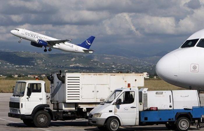 """الإمارات تعلن وصول طائرة رابعة إلى دمشق تحمل كميات كبيرة من لقاحات """"كوفيد 19"""""""