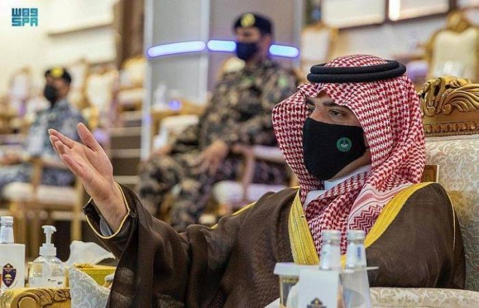وزير الداخلية يرعى حفل تخريج كلية الملك فهد الأمنية