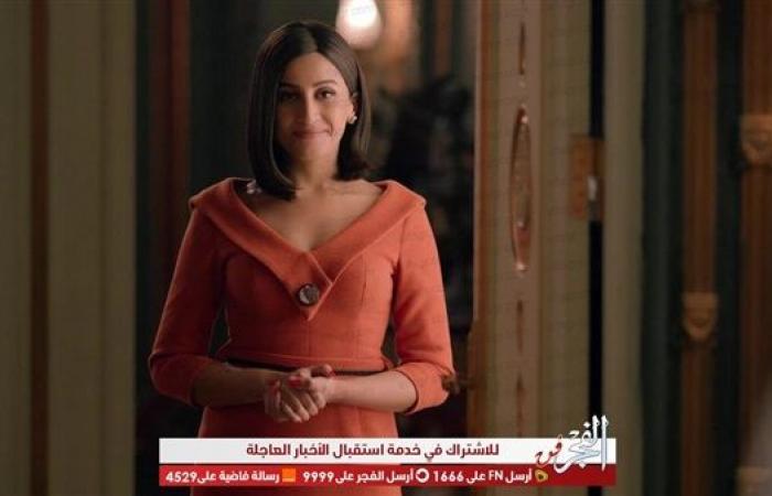 """دينا الشربيني شقيقة أحد أبناء السيوفي في """"قصر النيل"""""""