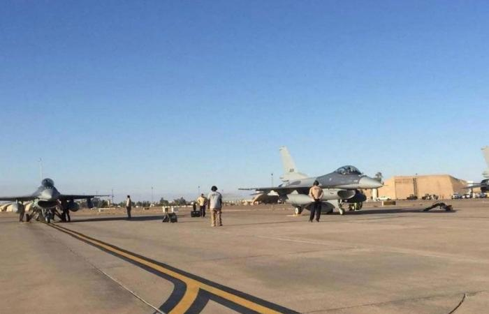استهداف قاعدة بلد الجوية العراقية بـ 3 صواريخ كاتيوشا