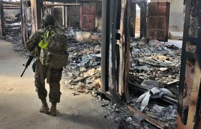 الجيش العراقي يعلن سقوط صاروخين على قاعدة تستضيف قوات أمريكية