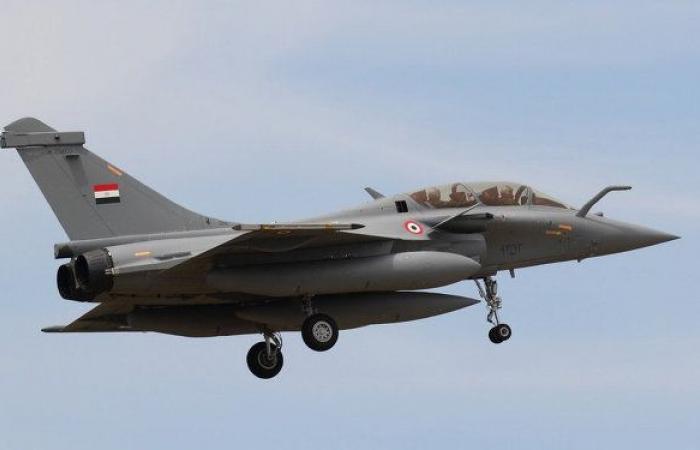 """""""للمهمات بعيدة المدى"""".. مصر وفرنسا توقعان عقدا لشراء 30 مقاتلة """"رافال"""""""