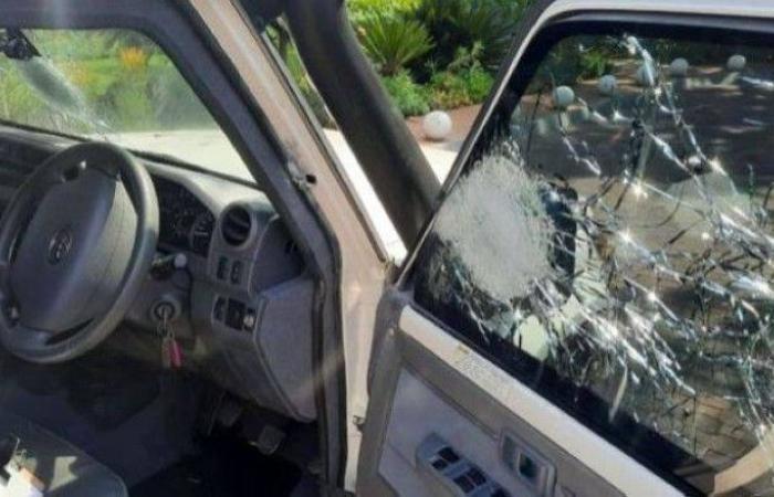 لصوص يطاردون شاحنة أموال لسرقتها في جنوب أفريقيا
