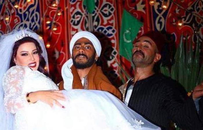 """القصة الكاملة للحرب الكلامية بين أحمد سعد وسمية الخشاب بعد زفافها على محمد رمضان في """"موسى"""""""