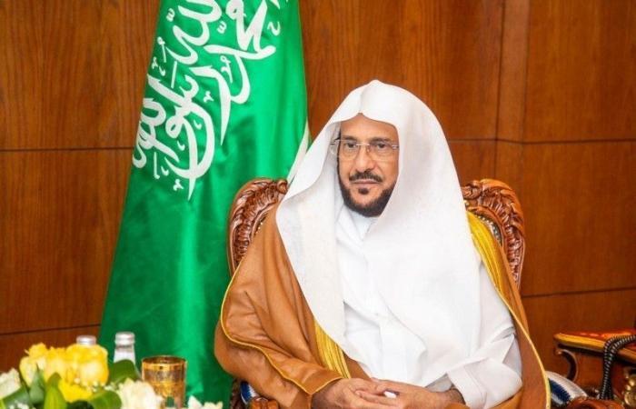 وزير الشؤون الإسلامية: تحديد وقت إقامة صلاة عيد الفطر بـ15 دقيقة بعد الشروق