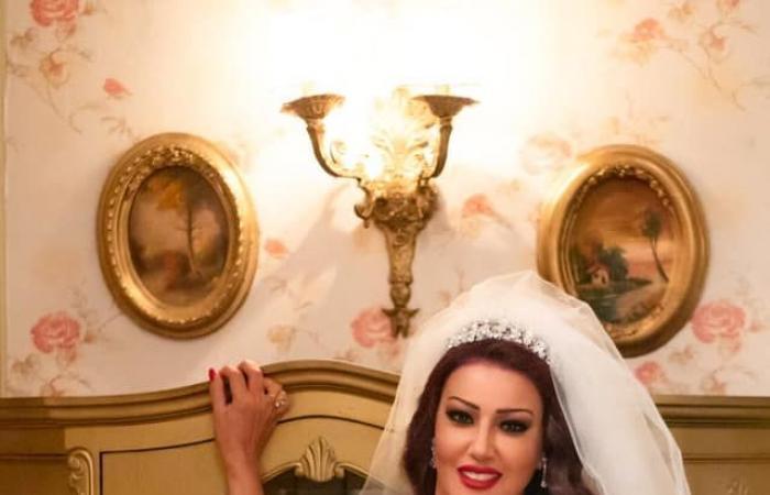"""سمية الخشاب عن مشهد زفافها في مسلسل """"موسى"""": """"أول مرة أحس إنى عروسة بجد"""""""