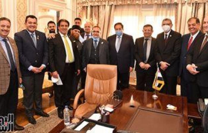 """لجنة الشئون العربية بـ""""النواب"""" تستنكر إطلاق الحوثى طائرة مفخخة نحو السعودية"""
