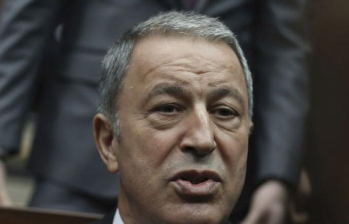 وزير الدفاع التركي: نحترم سيادة وحدود دول الجوار على رأسها العراق