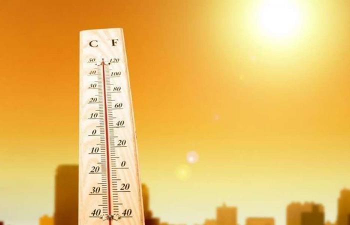 الأرصاد تحذر: طقس اليوم شديد الحرارة .. والقاهرة تسجل هذا الرقم