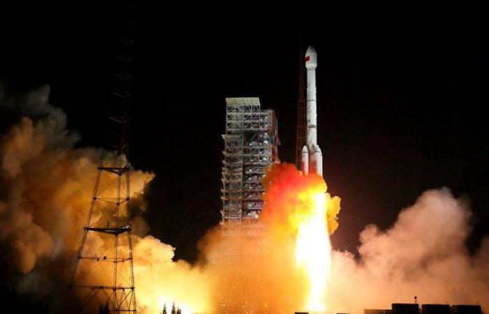 السوريون يرصدون الصاروخ الصيني فوق سماء بلادهم فجر اليوم