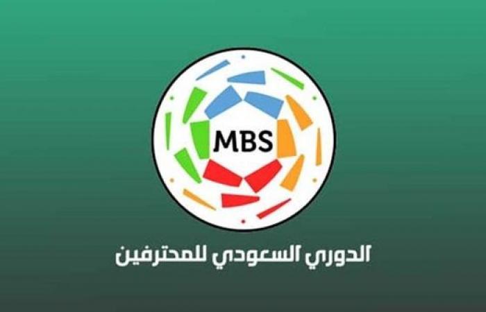 مواعيد مباريات الدوري السعودي اليوم الأربعاء 5-5-2021