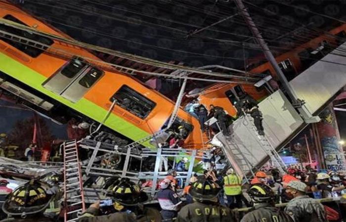 الخارجية تعبر عن بالغ الأسى لحادث انهيار جسر بالعاصمة المكسيكية