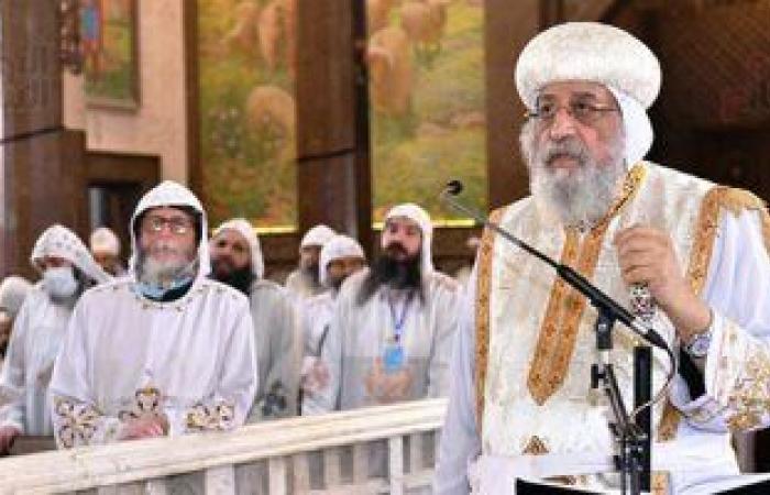 تعرف على موعد عيد العنصرة فى الكنيسة الأرثوذكسية