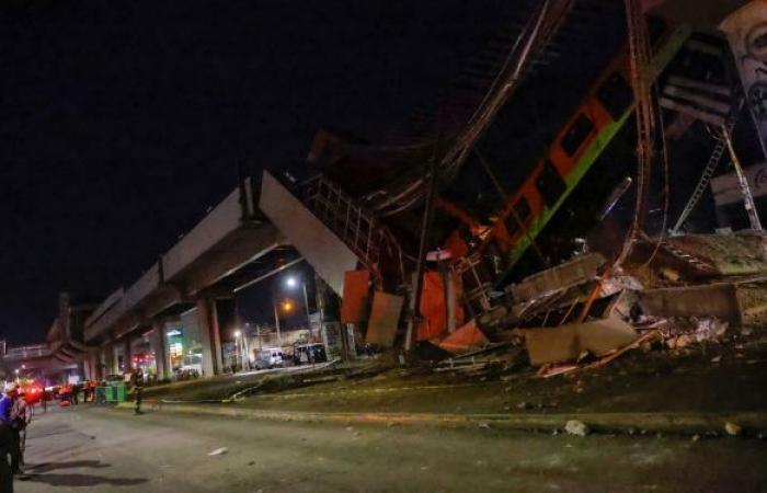 بوتين يعرب عن تعازيه لرئيس المكسيك بضحايا انهيار جسر المترو في مكسيكو سيتي