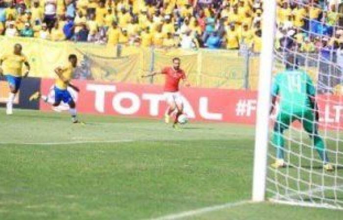 موعد مباراة الأهلي وصن داونز بربع نهائي دوري الأبطال الافريقى