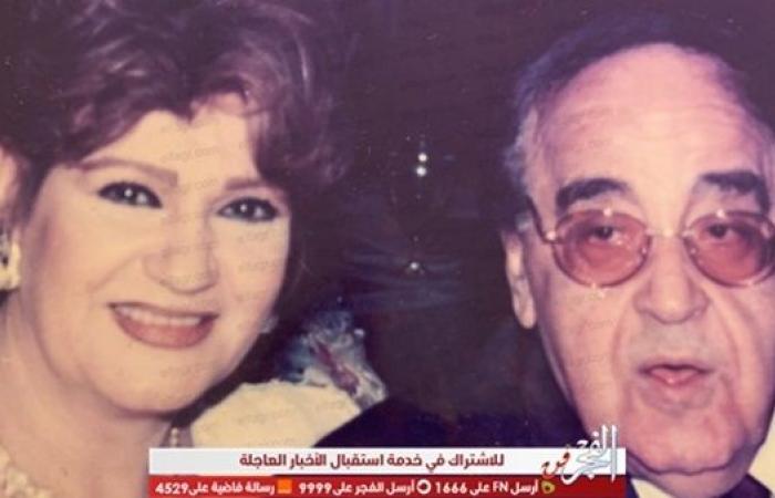 ميمي جمال تكشف آخر كلمات زوجها الراحل حسن مصطفى لها