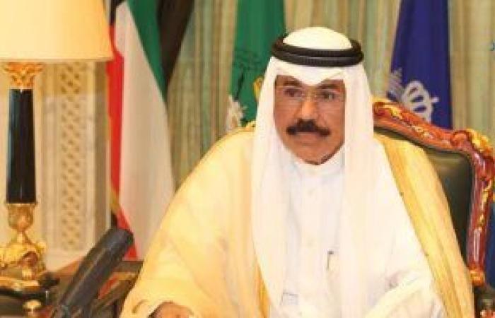 أمير الكويت ورئيس وزراء فلسطين يبحثان تعزيز العلاقات الثنائية