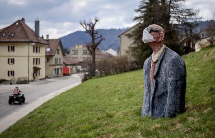 """انكماش الاقتصاد السويسري بسبب إغلاق """"كورونا"""""""
