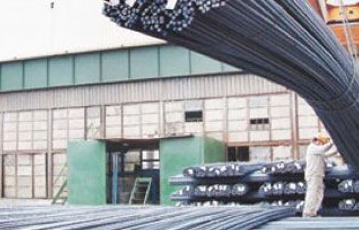 مواد البناء: سعر الطن الحديد بين 14300-14600 تسليم المصنع بداية من اليوم