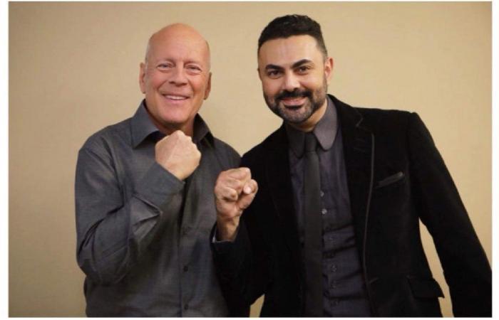 موقع جى كيو يكشف مشاركة محمد كريم مع بروس ويليز فى فيلم A Day to Die