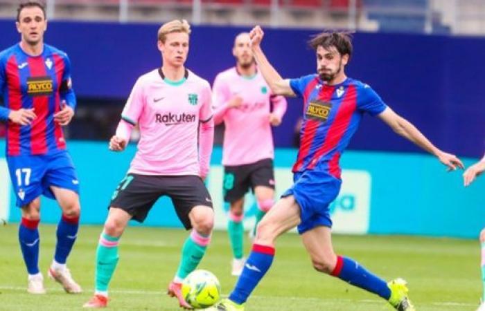 تشكيل برشلونة بعد الصفقات الجديدة