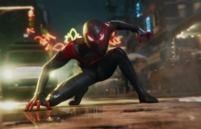 لعبة Spider-Man: Miles Morales في المقدمة و Biomutant خلفها في مبيعات بريطانيا الأسبوعية الجديدة