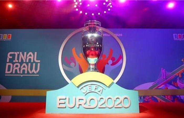تعرف على مجموعات كأس أمم أوروبا 2020