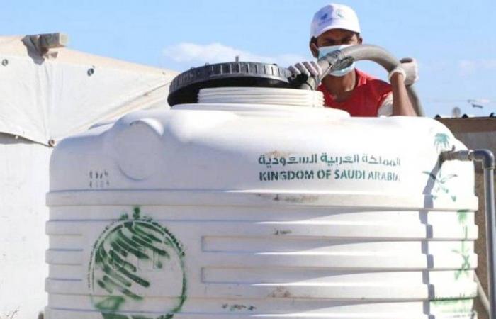 «سلمان للإغاثة» دعم سعودي للأشقاء .. بلا حدود