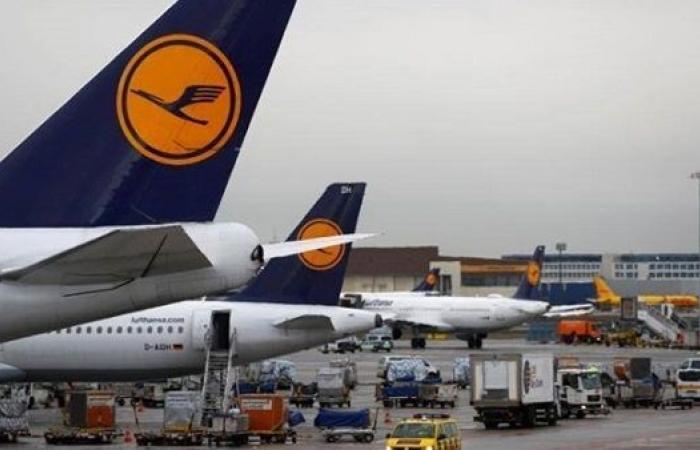 """الحكومة الألمانية تدرس المشاركة في زيادة محتملة لرأسمال """"Lufthansa"""""""