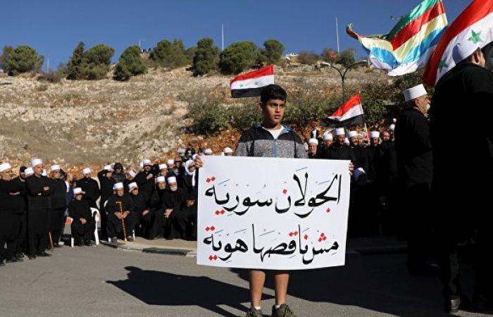 إسرائيل تبعث برسالة تهديد جديدة إلى الجيش السوري