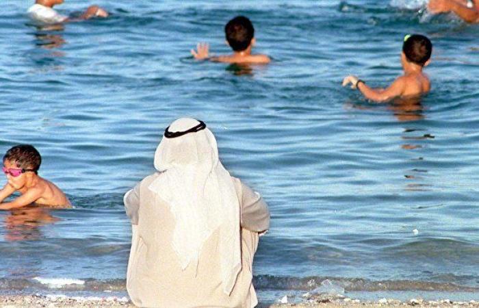 الأولى الكويت... منطقة عربية تشهد ثاني أعلى درجة حرارة عالميا