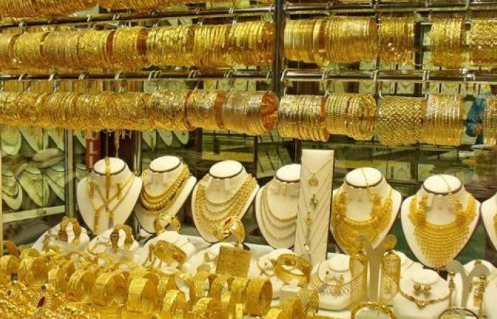 أسعار الذهب في مصر اليوم الخميس 3-6-2021
