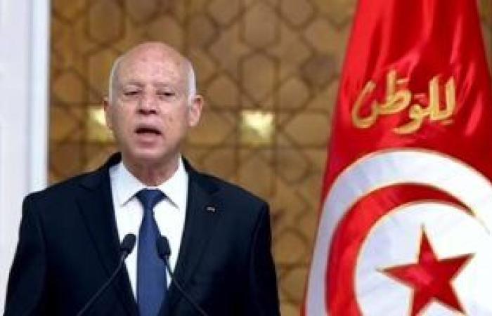 الرئيس التونسى يتوجه إلى بلجيكا غدا الخميس