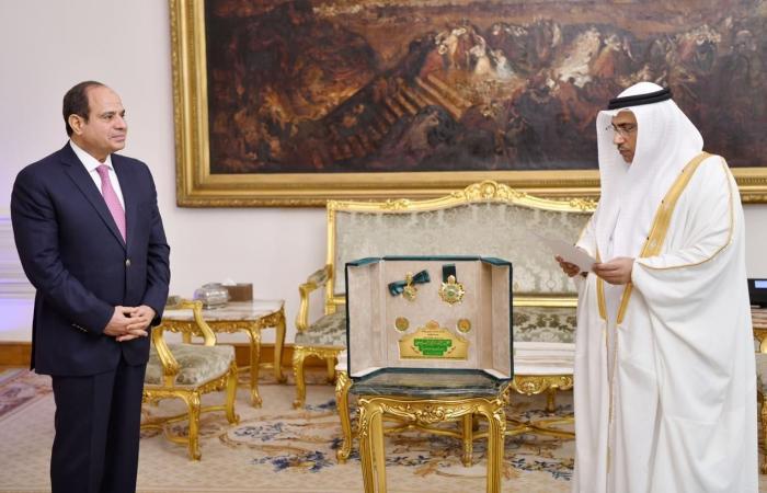 البرلمان العربى: الرئيس السيسى قدم مصر للعالم كنموذج تنموى عربى زاخر بالانجازات