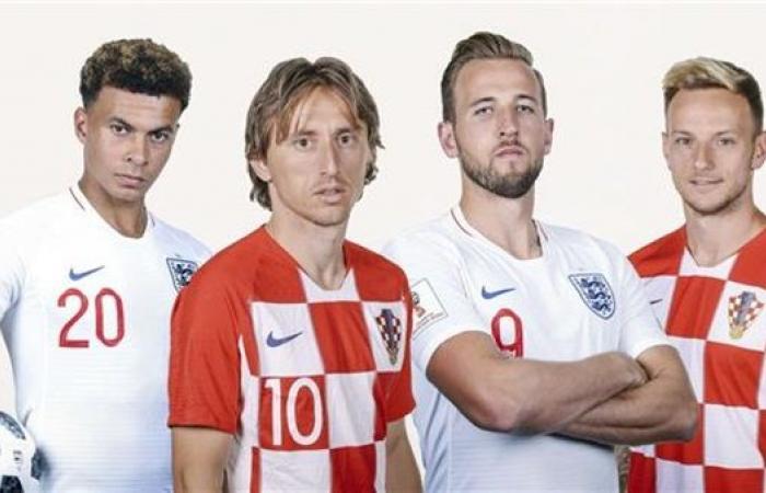 موعد مباراة كرواتيا وانجلترا في كأس أمم أوروبا