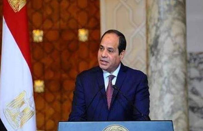 رئيسا مصر والمجلس الأوروبي يتوافقان على خروج المرتزقة والميليشيات المسلحة من ليبيا