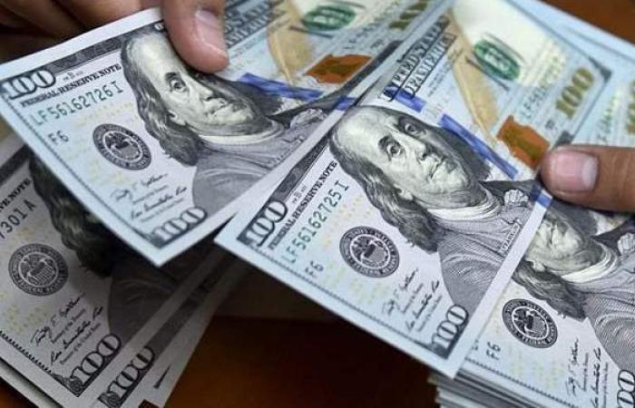 سعر الدولار فى البنوك المصرية بنهاية تعاملات اليوم الأربعاء 2-6-2021
