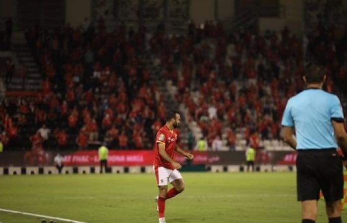 عاجل - موسيماني يُحدد بديل أفشة أمام الترجي في دوري أبطال إفريقيا