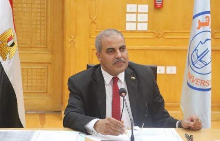 محمد المحرصاوي رئيسا لجامعة الأزهر لفترة ثانية