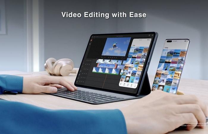 هواوي تعلن عن MatePad Pro بحجم 12.6 و 10.8 إنش وجهاز MatePad 11