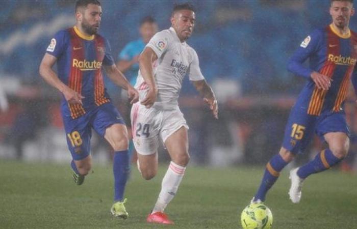 الحملة الدعائية لقميص ريال مدريد الجديد تقرب راموس من