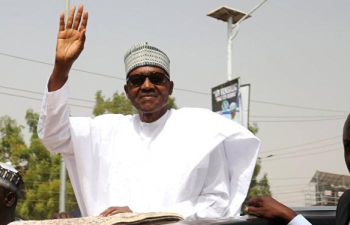 موقع تويتر يحذف تغريدة للرئيس النيجيري محمد بخاري ويعلق حسابه