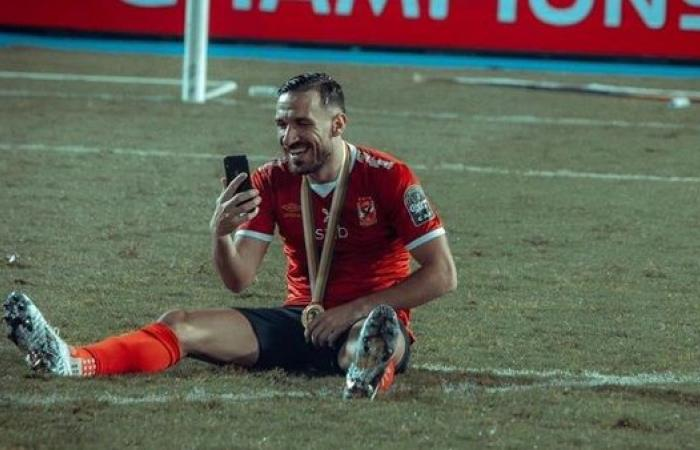 لاعب أجنبي بدرجة أهلاوي «عبقري» دخل قلوب المشجعين من اللحظة الأولى