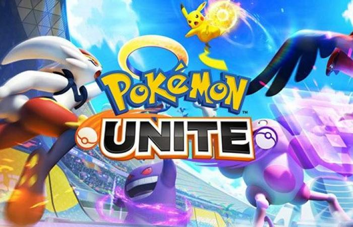 الإعلان عن موعد إطلاق لعبة Pokemon Unite
