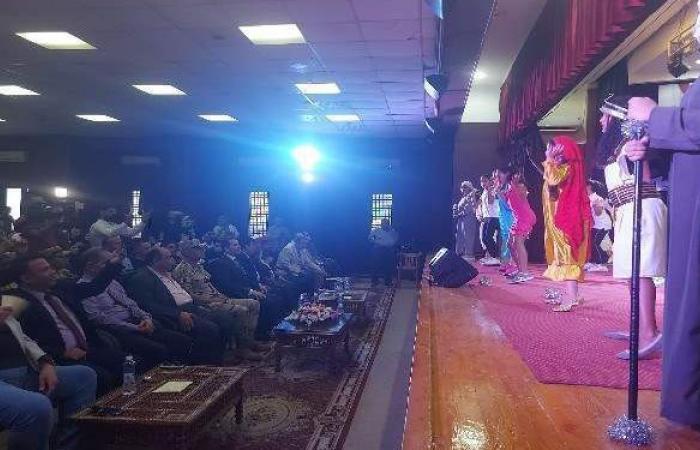 «مصر أم الدنيا» الشبان ببنها تحتفل بثورة 30 يونيو
